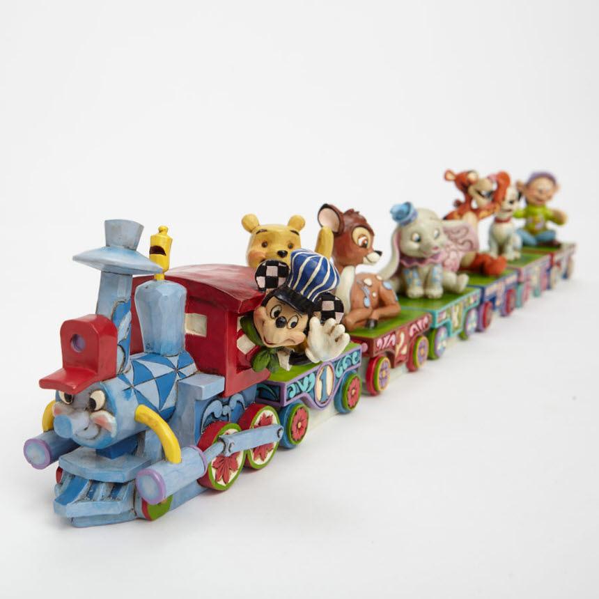밤비 기차 (4043656) - 짐슈어, 39,000원, 캐릭터 피규어, 월트 디즈니/픽사