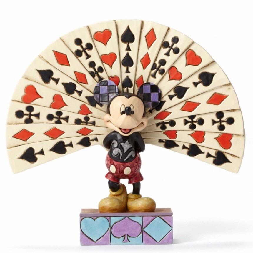 카드로 꾸민 미키마우스 (4050405) - 짐슈어, 78,000원, 캐릭터 피규어, 캐릭터 피규어