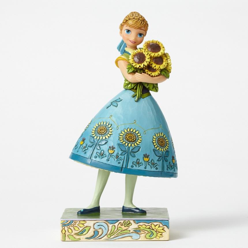 겨울왕국 열기 봄의 안나 (4050882) - 짐슈어, 78,000원, 캐릭터 피규어, 월트 디즈니/픽사
